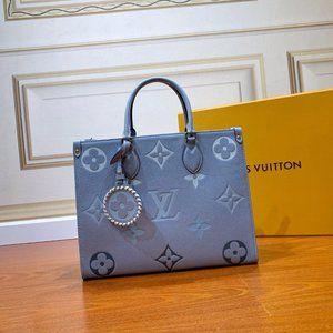 LV ONTHEGO Shoulder Bag